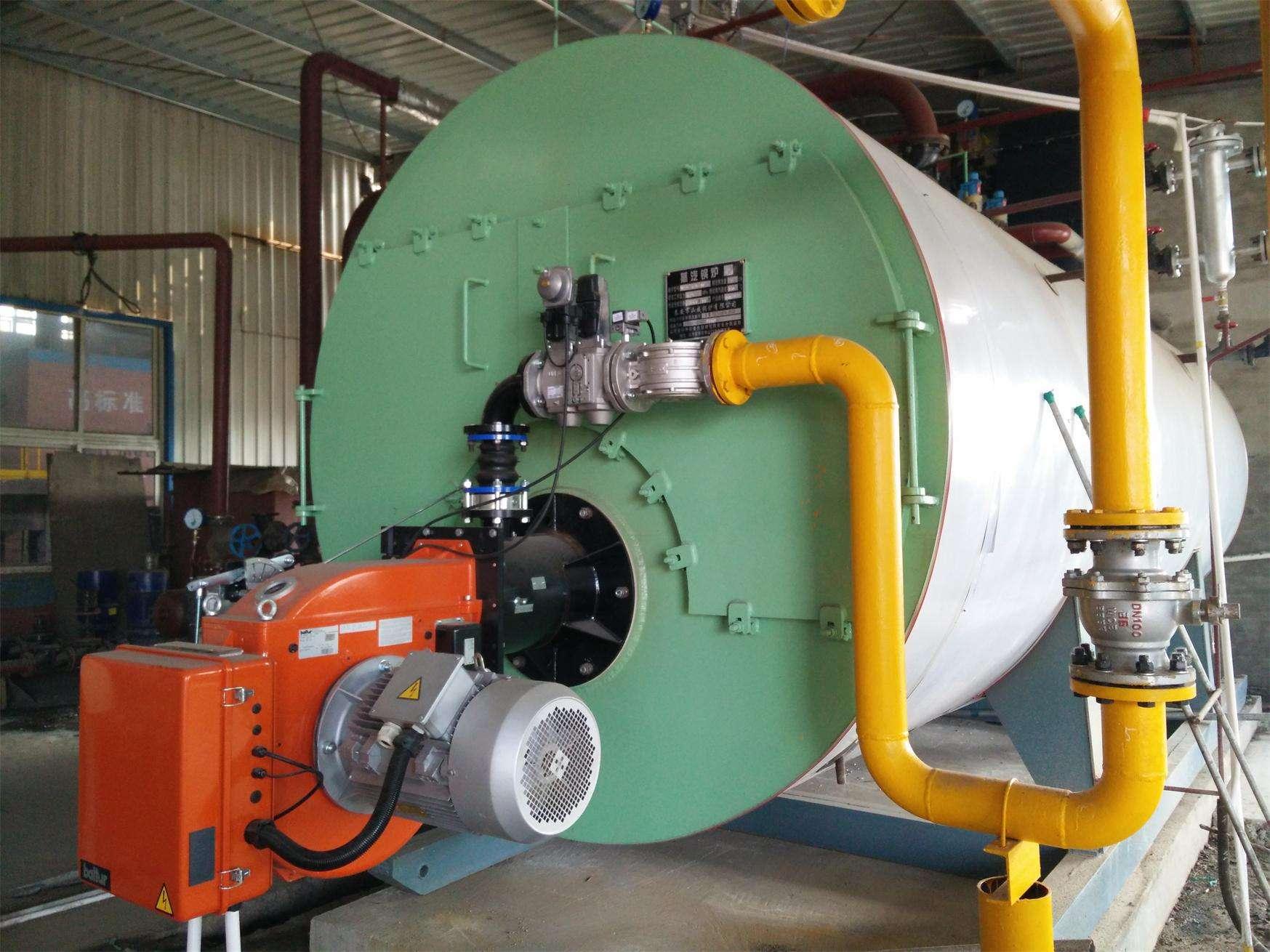 合肥燃气锅炉